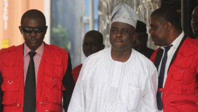 Photo of EFCC Re-Arraigns Ex-Chief Of Air Staff Amosu For N21.4bn Fraud