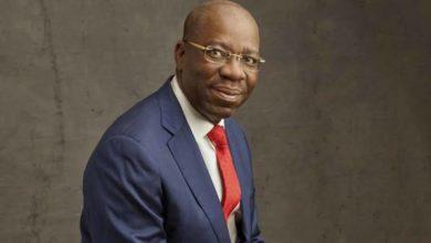 Photo of Bayelsa Gov congratulates Obaseki on his emergence as Edo PDP candidate