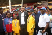 Photo of Aboh Mbaise rules Imo sports festival