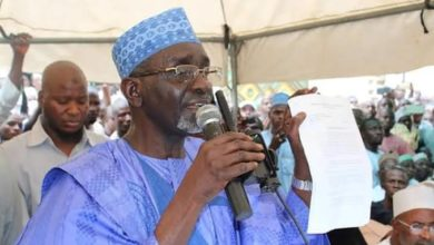 Photo of Day Shekarau stole the show at Ritman University maiden convocation