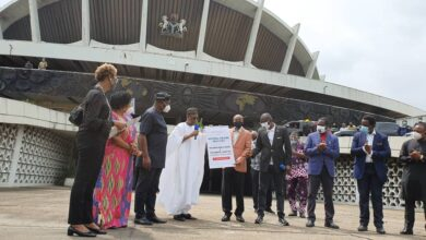Photo of National Theatre redevelopment project: Dare commends PMB on commitment to creating opportunities for the youth