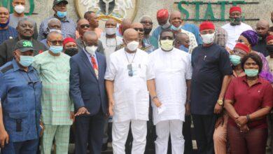 Photo of Imo: On Uzodinma we stand, Okorocha's men declare