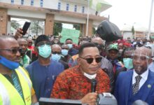 Photo of Group reaffirms support for Uzodinma's government in massive peaceful rally