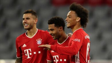 Photo of Goal crazy Bayern fire eight past Schalke in Bundesliga opener