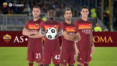 Photo of AS Roma, Chipper announce partnership to drive impact in Africa