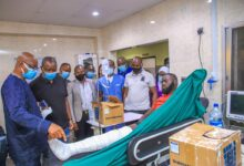 Photo of Minister visits injured youth in hospital, reassures of reforms