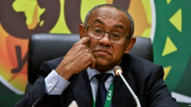 Photo of FIFA slams CAF president with 5-year ban