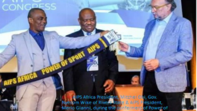 Photo of Wike powers Rivers Sports Council into permanent site