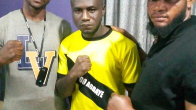 Photo of WBF title bout: Boxing fans plan big for Ridwan Scorpion