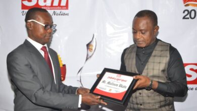 Photo of Sun Newspapers Industrialist / Entrepreneur of the Year: Sir Mallinson Afam Ukatu: