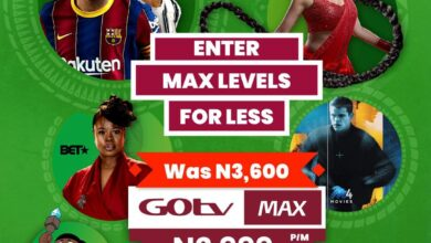 Photo of GOtv customers continue to enjoy discount on GOtv Max in February
