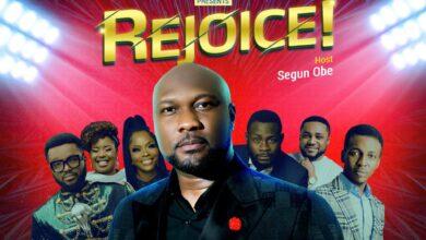 Photo of Segun Obe to host new gospel show, Rejoice!, on DStv, GOtv Hallelujah Channel