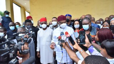 Photo of Healthcare: Uzodimma flags off enrollment of vulnerable persons into FG scheme