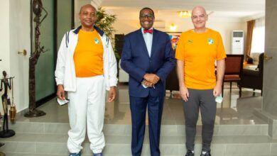 Photo of Pinnick leads drive for billion-dollar infrastructural lifeline for African football