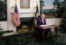 Photo of Social media: Donald Trump stages comeback