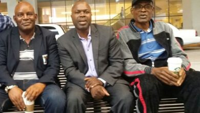 Photo of Rangers CEO, others celebrate Ejindu on his birthday