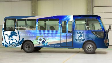 Photo of Iganmu FC gets brand new 32-seater bus