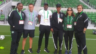 Photo of Summer Series 2021: Super Falcons gallant in loss to USA