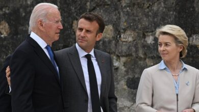 Photo of G7 summit: Biden urges West to form alliance against China
