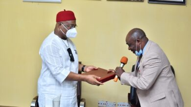 Photo of DSS assures Uzodimma of critical intelligence in Imo State
