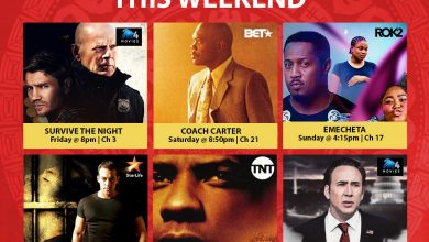 Photo of Movies to watch on GOtv this weekend