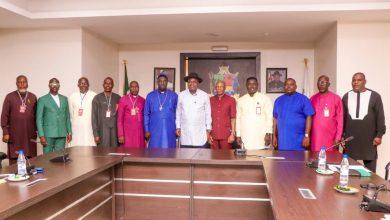 Photo of Gov Diri inaugurates 12-man Ecumenical Centre board
