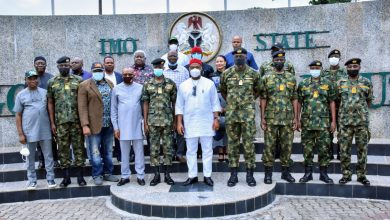Photo of Naval base in Imo comes with huge economic, security gains -Uzodimma