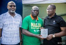 Photo of Warriors President, Ahmedu commends Masai Ujiri