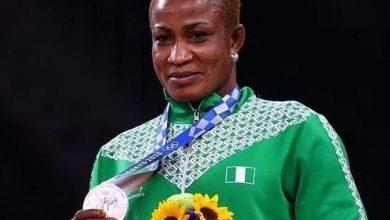 Photo of Oborududu Elected Into UWW Athletes Commission